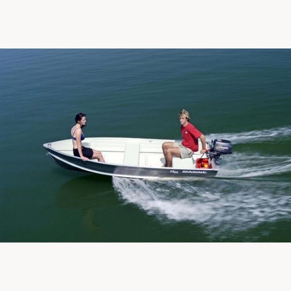 marine light 12m aluminiumboot l 3 69 m b 1 40 m 51 kg. Black Bedroom Furniture Sets. Home Design Ideas