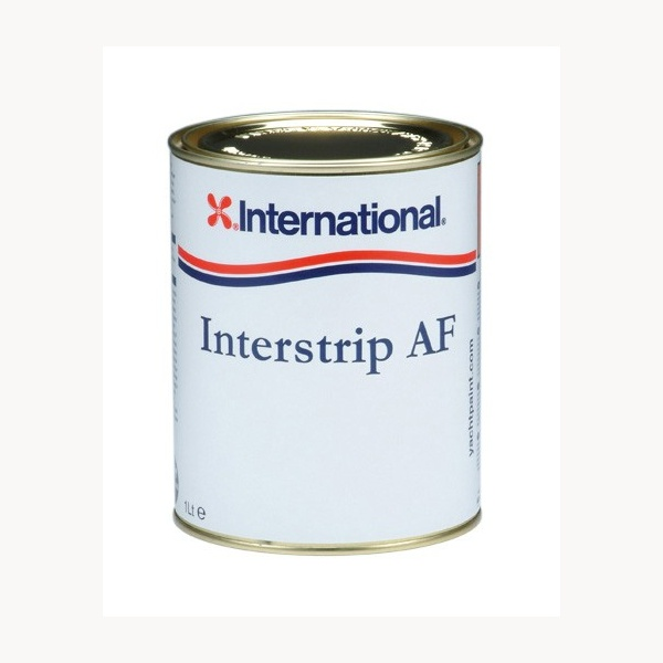international interstrip abbeizmittel f r alte antifoulinganstriche von gfk 1 liter dose kl. Black Bedroom Furniture Sets. Home Design Ideas