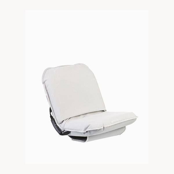 comfort seat tender mit lasche f r sitzbank im boot grau kleinboote. Black Bedroom Furniture Sets. Home Design Ideas