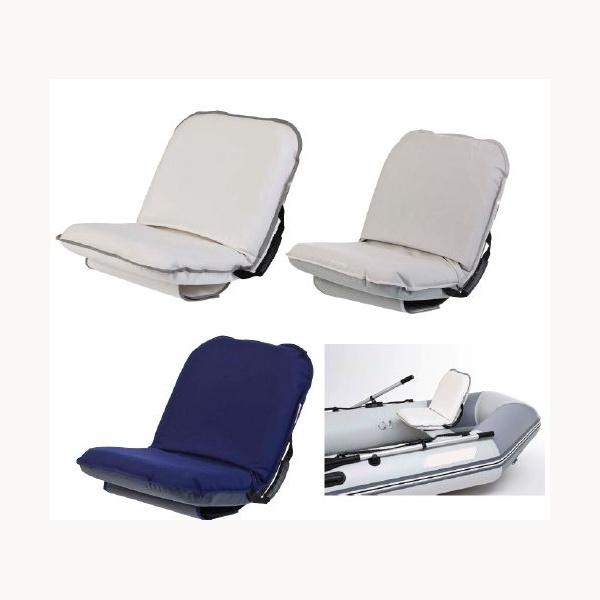 comfort seat tender mit lasche f r sitzbank im boot weiss kleinboote. Black Bedroom Furniture Sets. Home Design Ideas