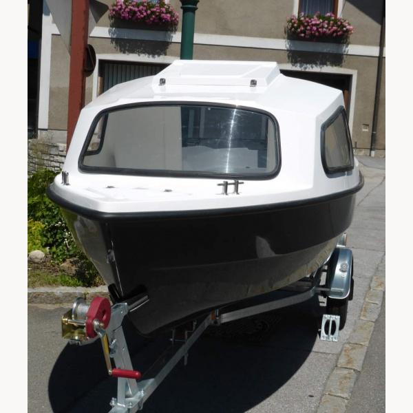 Boot Mit Kaj 252 Te Explorer Irrsee 400 L 4 0m B 1 64m Ca