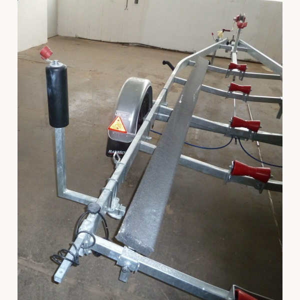 Peilstangen Einfahrhilfe Mit Rolle F 252 R Bootsanh 228 Nger