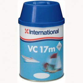 International VC Antifouling VC17m, Hartantifouling, mit Teflon, Dose 750 ml, graphit